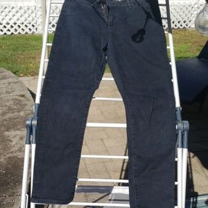 Lucky Brand Black Jeans size 14
